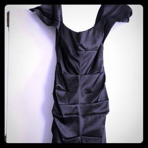 Black Dress - Nightway - XS